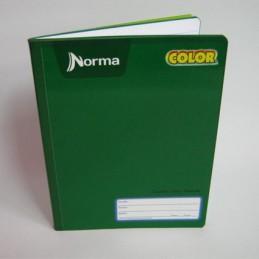 Cuaderno frances cosido...