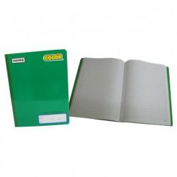 Cuaderno profesional cosido...