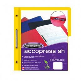 Carpeta pressboard cartacon...