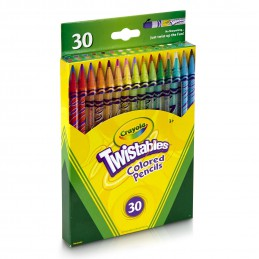 Colores twistables con 12...