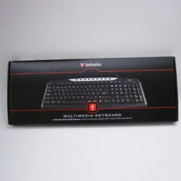 Teclado multimedia usb...