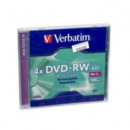 Dvd-rw 4.7gb.4x individual...
