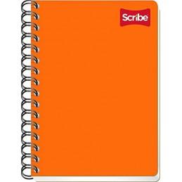 Cuaderno frances blanco con...