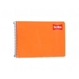 Cuaderno italiano pautado...