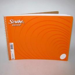 Cuaderno de dibujo...