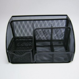 Organizador y tarjetero mesh