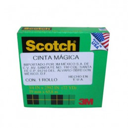 Cinta magica 810  18mm x 65mts