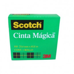 Cinta magica 810  24mm x 65mts