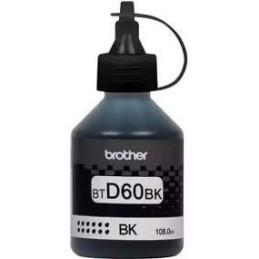 Botellas de tinta negra p...