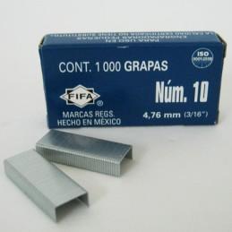 Grapa con 1000pz 4.76mm...