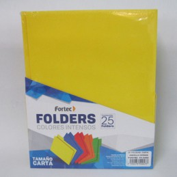 Folder carta intenso...