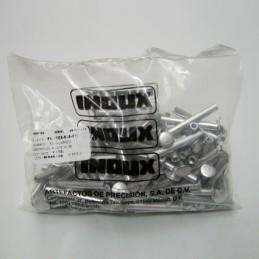 Postes de aluminio 1.5 38mm...