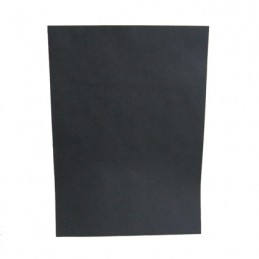 Cartoncillo 50x70cms negro...