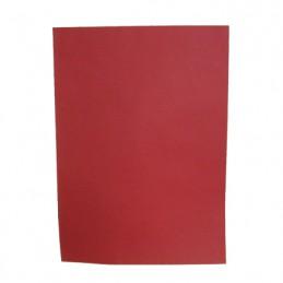 Cartoncillo 50x70cms rojo...