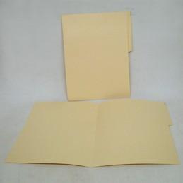 Folder de cartulina carta...