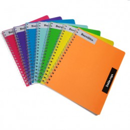 Cuaderno profesional doble...