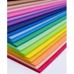 Foamy carta varios colores