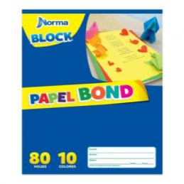 BLOCK/D ARTE NORMA BOND D...