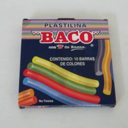 Plastilina en caja con 10...